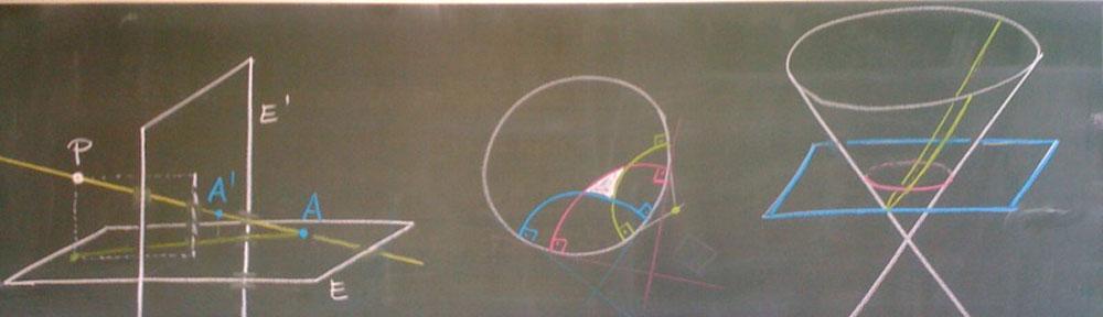 Geometry I WS 12