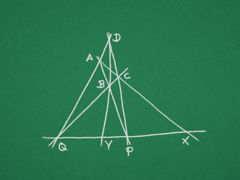 Complete quadrilateral